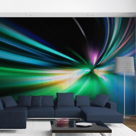 Fotomural XXL - Abstract design - speed