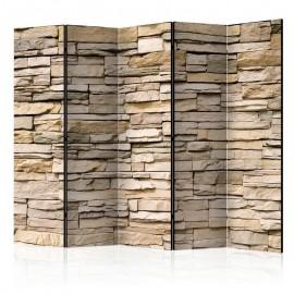 Biombo - Decorative Stone II [Room Dividers]