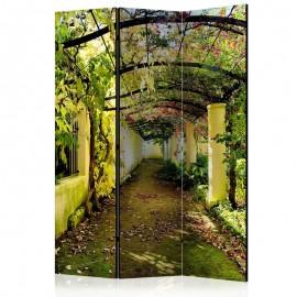 Biombo - Romantic Garden [Room Dividers]