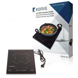 Cozinha de indução de 2000W König cozinha