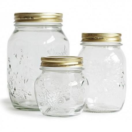 Tarros de cristal quattro stagioni botes de vidrio for Tarros de cristal vintage