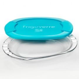 Fuente bandeja ovalada Frigoverre conservación alimentos