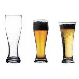 Vaso copa cerveza Weizembeer & Plis (Pack 12 Ud.)
