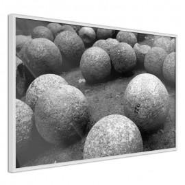 Pôster - Stone Spheres