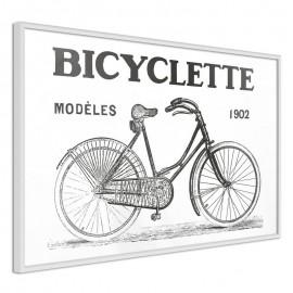 Pôster - Bicyclette