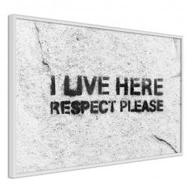 Pôster - Respect