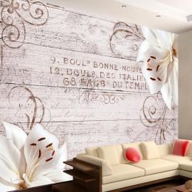 Papel de parede autocolante - Faub° du Temple