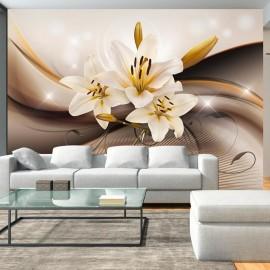 Fotomural - Golden Lily