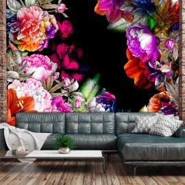 Papel de parede autocolante - Warm Tones of Summer