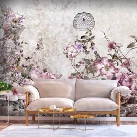 Papel de parede autocolante - Floral Meadow