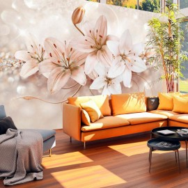 Papel de parede autocolante - Nymph's Bouquet
