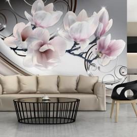Papel de parede autocolante - Beauty of Magnolia