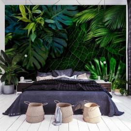 Papel de parede autocolante - Dark Jungle