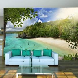Papel de parede autocolante - Sunny beach