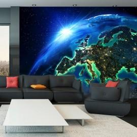 Papel de parede autocolante - The Blue Planet