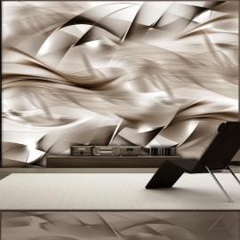 Papel de parede autocolante - Abstract braids
