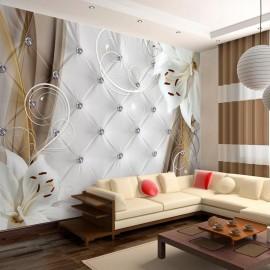 Papel de parede autocolante - Morning Lilies