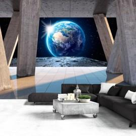 Papel de parede autocolante - Moon Walk