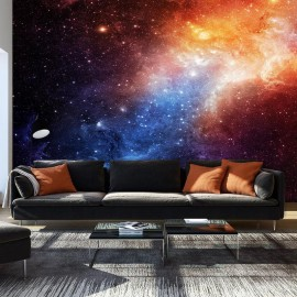Fotomural autoadhesivo - Nebula