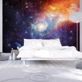 Papel de parede autocolante - Galaxy