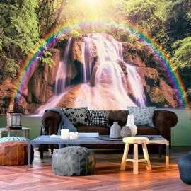 Papel de parede autocolante - Magical Waterfall