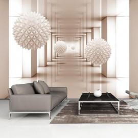 Fotomural autoadhesivo - Corridor to the Future