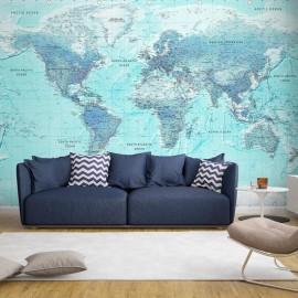 Papel de parede autocolante - Sky Blue World