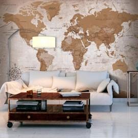 Papel de parede autocolante - Oriental Travels