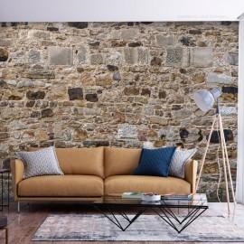 Papel de parede autocolante - Stone Fence
