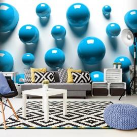 Fotomural - Blue Balls