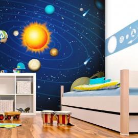 Fotomural - El sistema solar