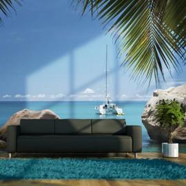 Fotomural - Seychelles