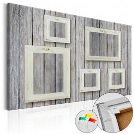 Quadro de cortiça - Stylish Gallery [Corkboard]
