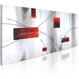 Cuadro pintado - Manifestación geométrica