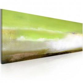 Cuadro pintado - Espuma de mar