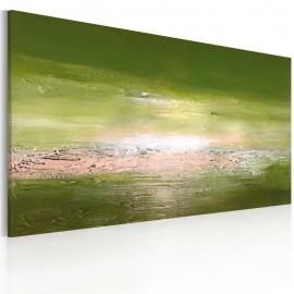 Cuadro pintado - Mar abierto