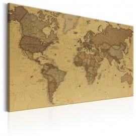 Cuadro - Ancient World Map