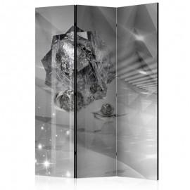 Biombo - Abstract Greyness [Room Dividers]