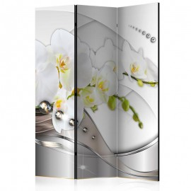 Biombo - Pearl Dance of Orchids [Room Dividers]