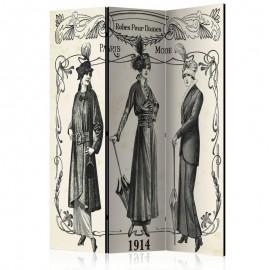 Biombo - Dress 1914 [Room Dividers]