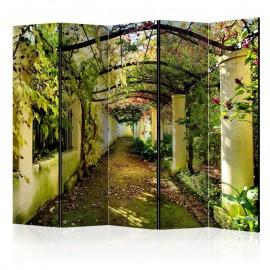 Biombo - Romantic Garden II [Room Dividers]