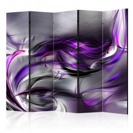 Biombo - Purple Swirls II [Room Dividers]