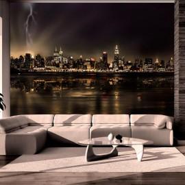 Fotomural - Storm in New York City