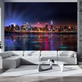 Fotomural - Momentos románticos en Nueva York
