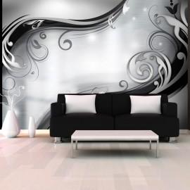 Fotomural - Grey wall