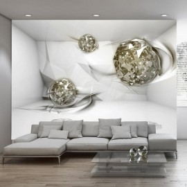Fotomural - Abstract Diamonds