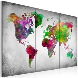Cuadro - La diversidad del mundo
