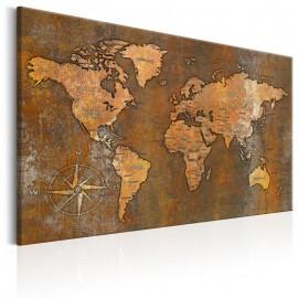 Cuadro - Rusty World
