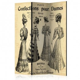 Biombo - Confections pour Dames [Room Dividers]