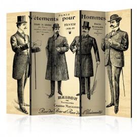 Biombo - Vêtements pour Homme II [Room Dividers]